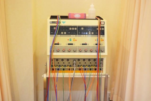 SSP療法器(低周波治療器)